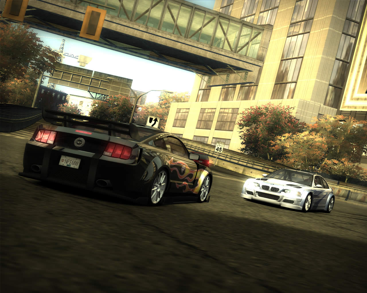 NFS MW 1 Need For Speed : Most Wanted   Full