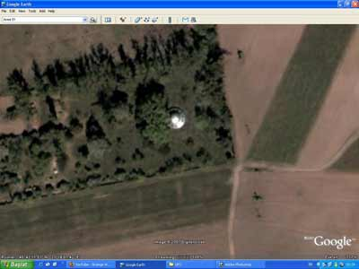 Google Earth & Ufo