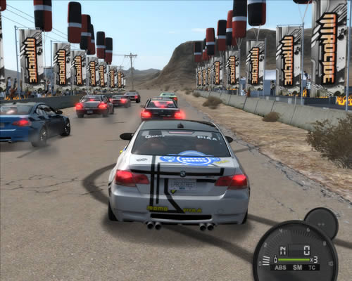 need for speed pro street d 2 Need for Speed Pro Street PC Demo