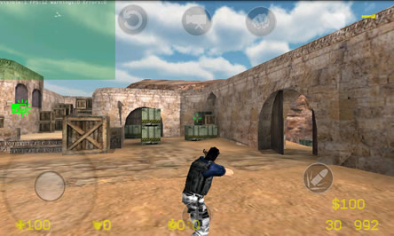 Android için Counter Strike Portable 3D