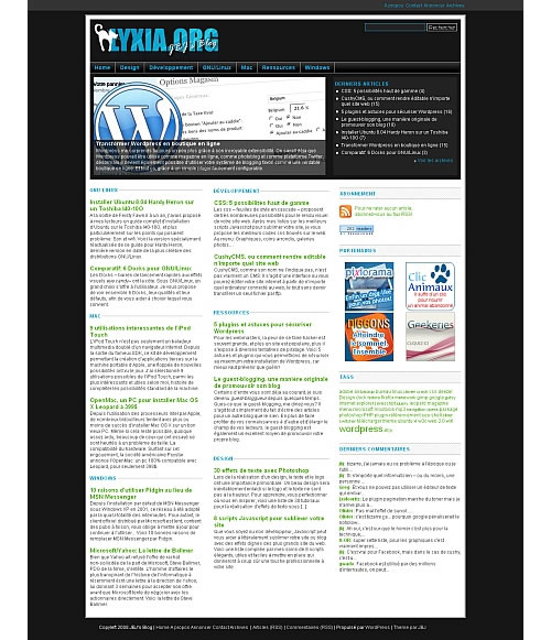 Bedava Premium WordPress Tema - OpenBook