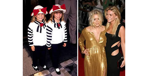 Mary Kate ve Ashley Olsen
